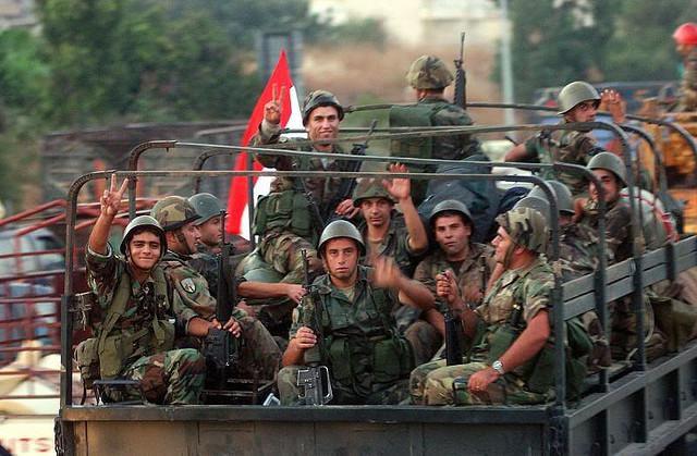 2006 - La 10e Brigade se déploie au Liban-Sud
