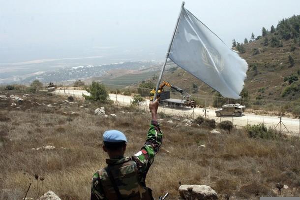 3 août 2010 - Clash entre l'armée libanaise et Tsahal sur la frontière israélo-libanaise à Adaïssé