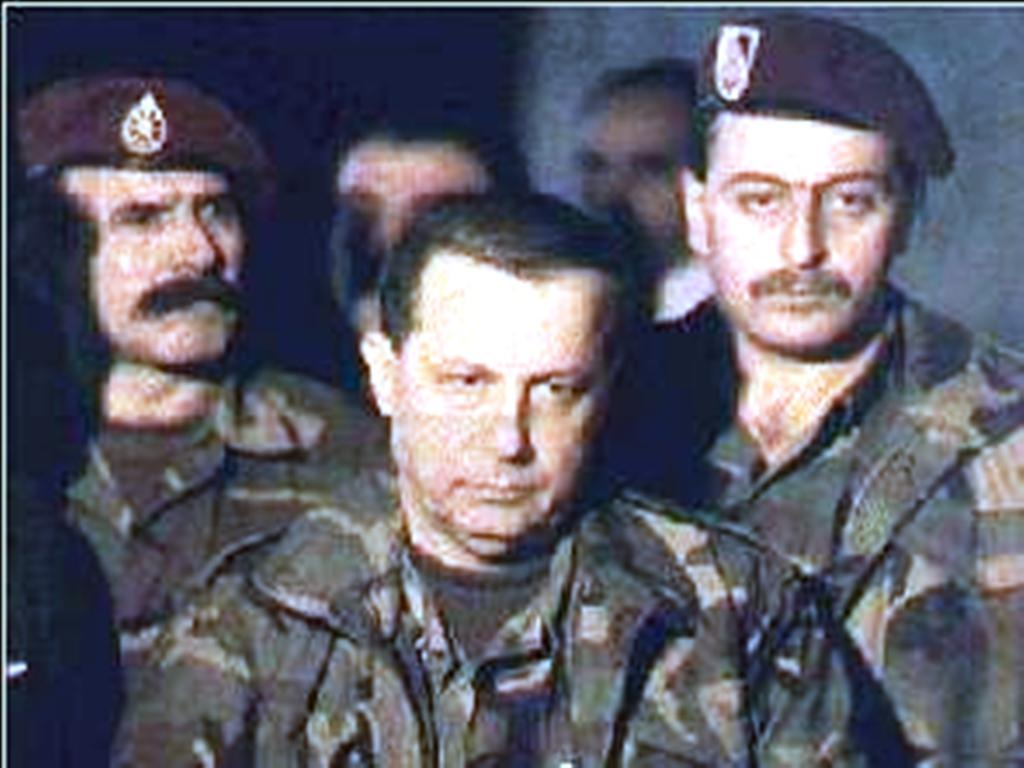 Fin février 1989 - Le général Michel Aoun décide la fermeture de tous les ports illégaux